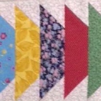 Patchwork Agulhinhas : Homework May parte 1