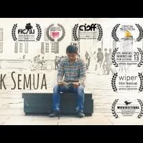 Untuk Semua - Social Experiment in A Short Film [Jakarta - Indonesia]